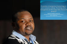 Prevention of postpartum hemorrhage in poor resources settings: practicing active management of third stage labor. Research protocol - Aurelien Pekezou Tchoffo - Cameroon (University of Parma/GFMER/WHO scholarship)