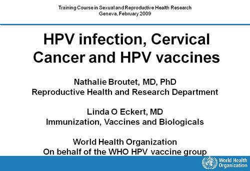 cervical cancer essay paper
