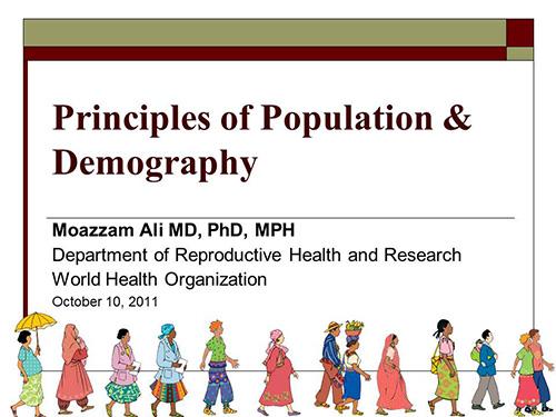 essay on principles of population