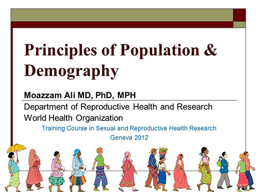 principles of population