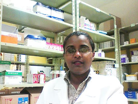 Hamere Tamiru Wakjira - Cure International Hospital, Addis