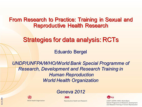 Data analysis methods in research