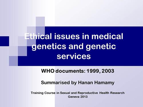 ethical issues in medicine Five top ethical issues in healthcare by jennifer larson, contributor march 6, 2013 - when members of congress and the president recently failed to come to terms that would avoid the sequester, many people expressed concern over how the resulting budget cuts will affect medical research and other aspects of healthcare.