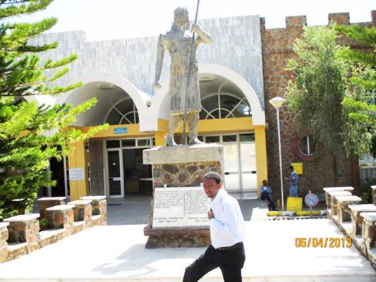 Gizachew Assefa Tessema - Institute of Public Health, University of